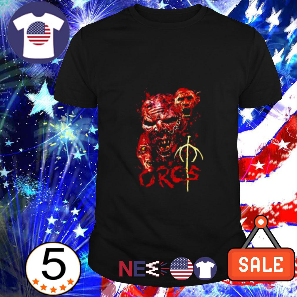 Lord of the Rings Orc shirt