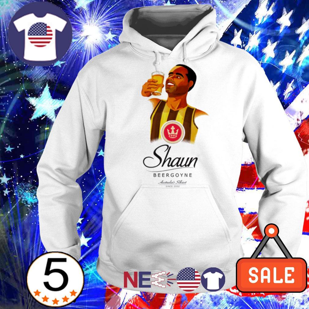 Shaun Beergoyne Australia's Silkiest Since 2020 Shirt
