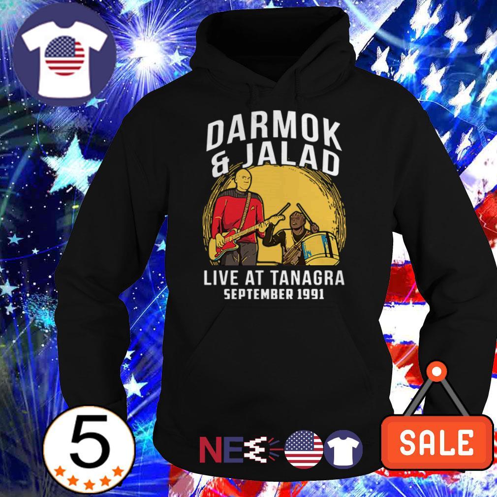 Star Wars Darmok and Jalad live at Tanagra September 1991 shirt
