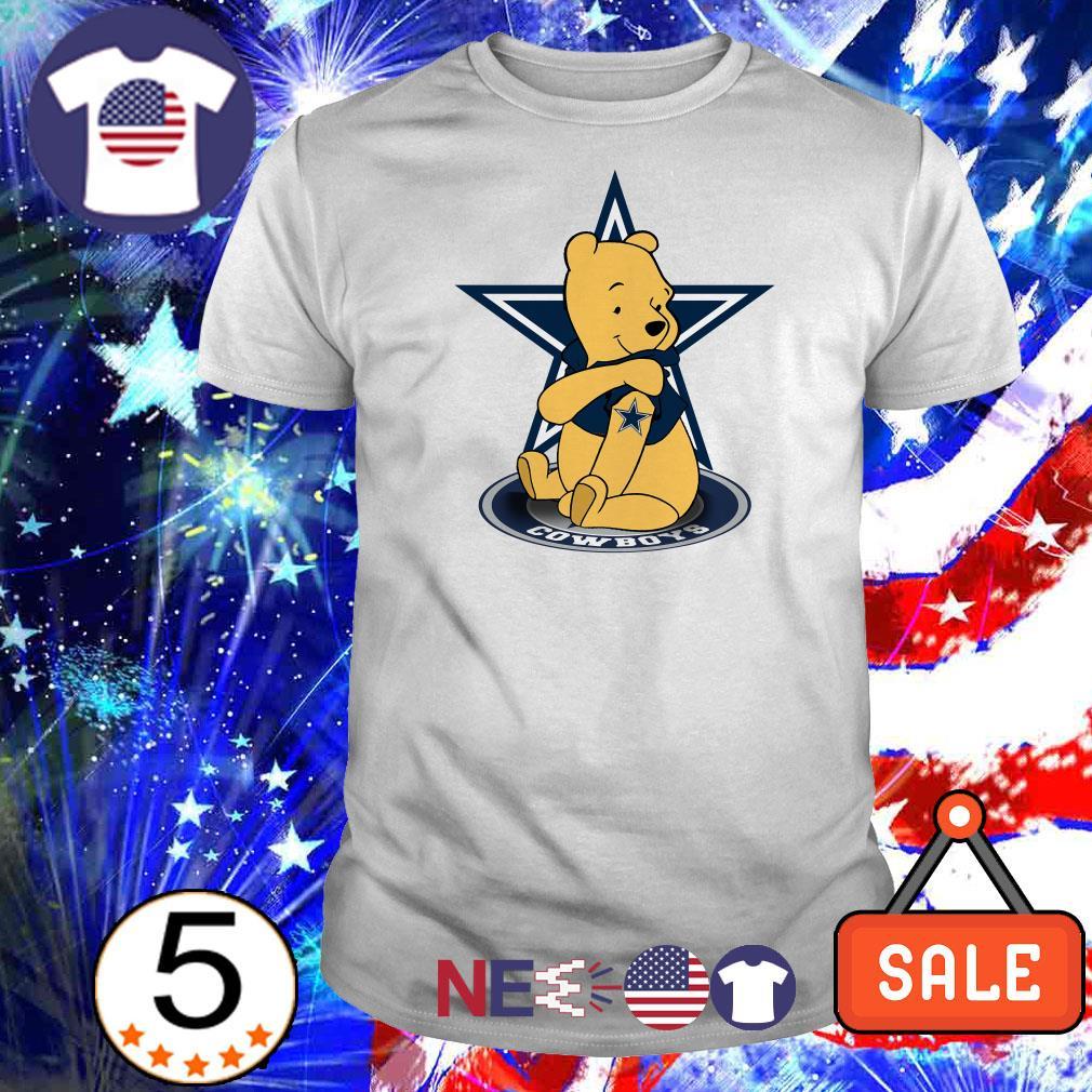 Winnie the Pooh tattoos Cowboys Dallas shirt