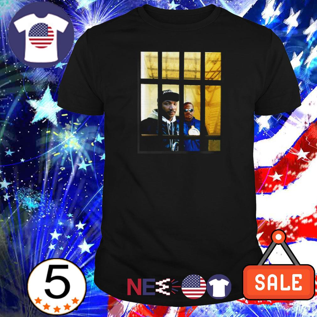 Martin and Malcolm in prison classic shirt