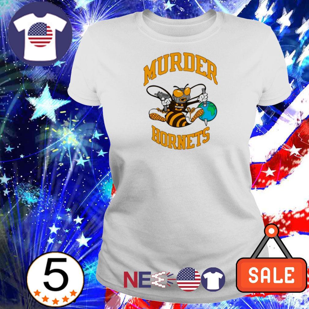 Official Murder Hornets shirt