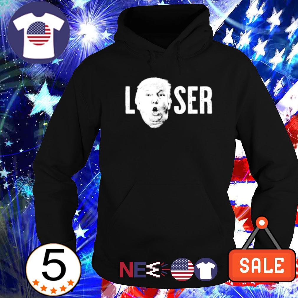 Trump the loser s hoodie