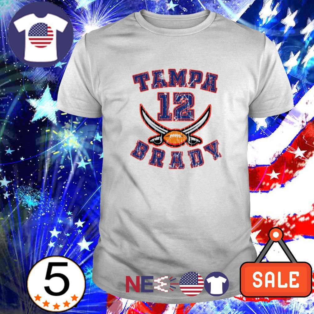 Tampa Bay Buccaneers NFL Championship Tampa Brady shirt